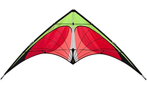 Prism Nexus dual-line Stunt Kite, Unisex, NEXY, gelb
