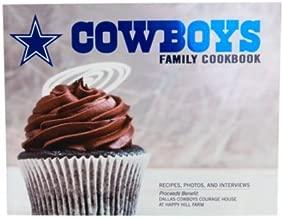 Dallas Cowboys Family Cookbook - Recipes Photos and Interviews