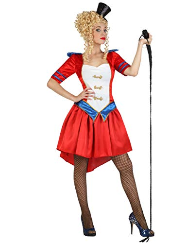 Atosa - 22979 - Costume - Déguisement De Dompteuse Cirque - Adulte - Taille 3