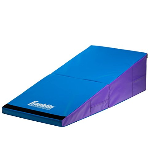 Franklin Sports Folding Gymnastics Cheese Mat