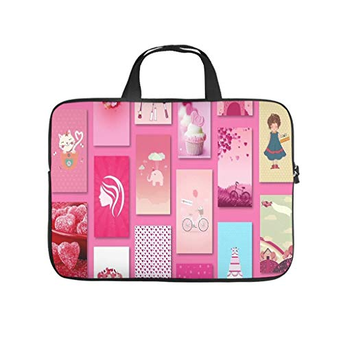 Girls Like Laptop Bag Antistatic Laptop Protective Case Customised Notebook Bag for University Work Business