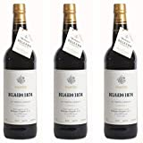 Amontillado Delgado 1874 Vino Amontillado - 3 botellas x 750ml - total: 2250 ml