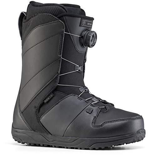 Ride Anthem Snowboard Boots Mens Sz 10.5 Black