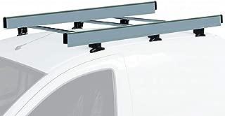 Farad 14OP00355 Barres de Toit transversales pour Voiture avec Main-Courante ou Railing