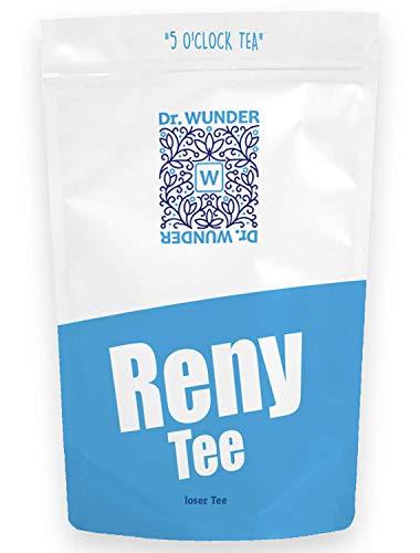 Dr. Wunder Reny-Tee 180g: Nierenreinigung mit Chanca-Piedra   Kräutertee zur Unterstützung der natürlichen Nieren- & Blasenfunktion    Stoffwechsel-Kur zum Entwässern, Entschlacken und Entgiften
