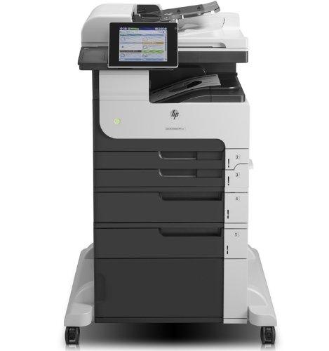 HP Laserjet Enterprise M725f, Laser, Monodruck, 1200 x 1200 DPI, A3, Direkter Druck, Schwarz, Grau