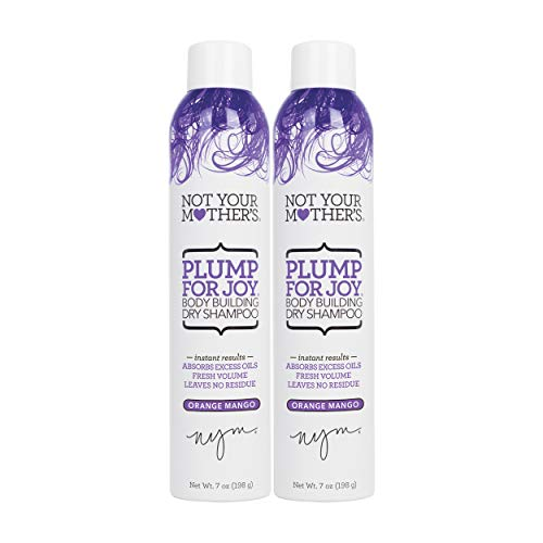 Not Your Mother's 2 Piece Plump for Joy Body Building Dry Shampoo, 14 Ounce