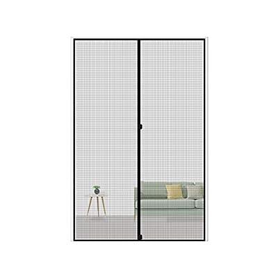 Magnetic Screen Door 36 x 96, Mosquito Patio Screens Door Mesh 36 X 96 Fit Doors
