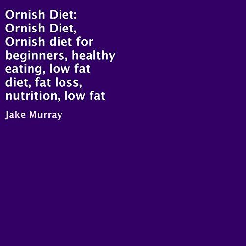 Ornish Diet audiobook cover art