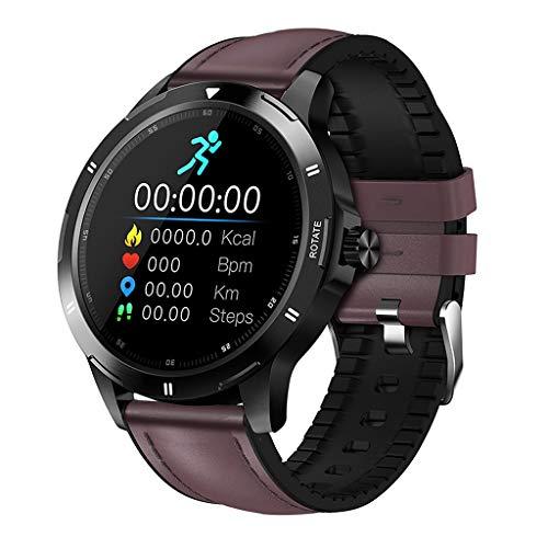 Relojes de pulsera Reloj Inteligente, Monitor de Actividad Física con Monitor de Sueño Heärt Räte, Rastreador de Actividad con Pantalla Táctil Completa Y Contador de Calorías con Podómetro con Control