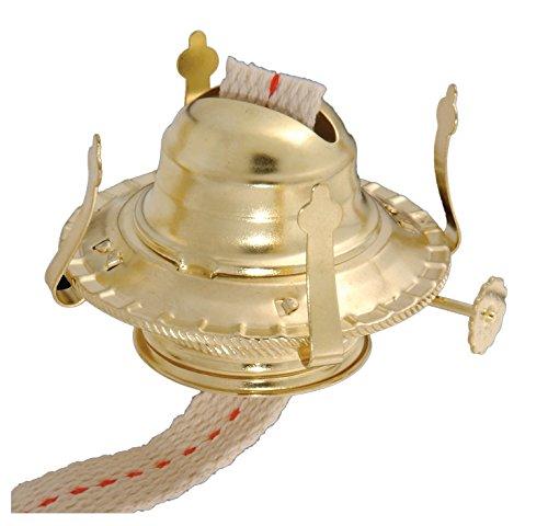 B/&P Lamp® #2 Kerosene Lamp Burner Crimped Top Chimney