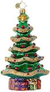 Christopher Radko Garland Christmas Tree Christmas Ornament