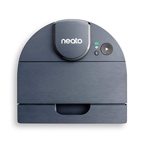 Neato Robotics D8 Intelligenter Saugroboter - Premium Roboterstaubsauger, 945-0372, grau