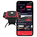 Airofit Pro Breathing Exercise Device + Virtual Breathing Coach App | Muscle Trainer for Enhanced Lung Capacity, Physical Performance & General Well-Being | Excellent for Athletes & Everyday People