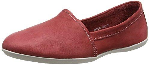 Softinos Damen Olu382sof Slip On Schuhe, Rot, 37 EU