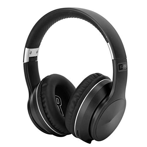 Trådlöst Bluetooth-headset, upptagen annullerande stereohörlurar 2,4 GHz Abs Klass II
