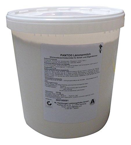 Panto Lämmermilch, 1er Pack (1 x 10 kg)