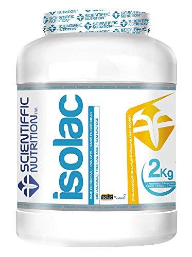 Isolac Whey Protein 2Kg Piña-Mango Isolac