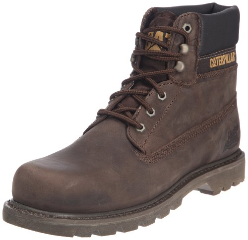 Cat Footwear Herren Colorado Stiefel, Braun (Chocolate), 46 EU