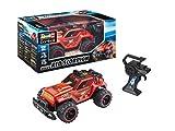 Revell Control 24474 RC Car RED Scorpion, mit LI-Ion-Akku Ferngesteuertes Auto, rot