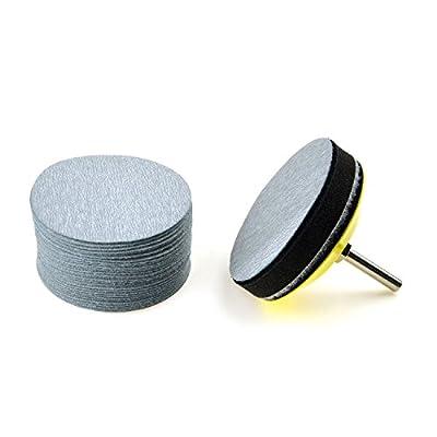3 inch Sanding Discs + Pad