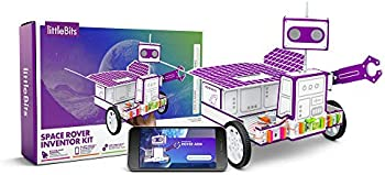 littleBits Space Rover Inventor Kit-Build and Control Toy