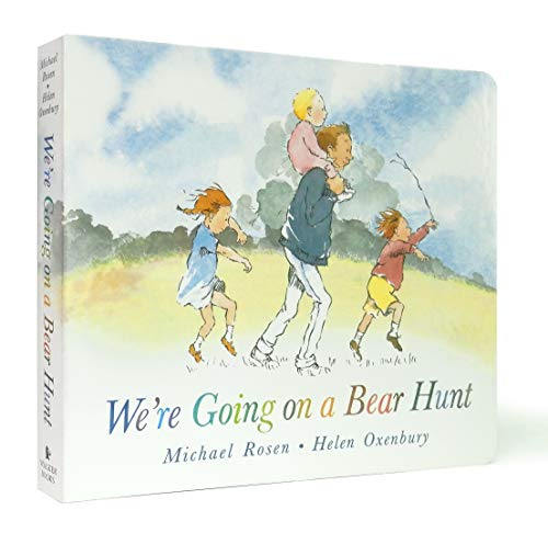 going on a bear hunt board book - 6