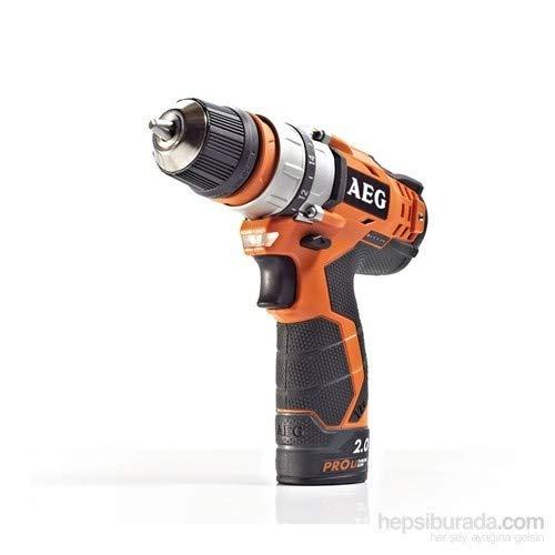 AEG 4935446382 Akku-Bohrmaschine, 15 W, 12 V