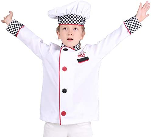 Child chef outfit _image2