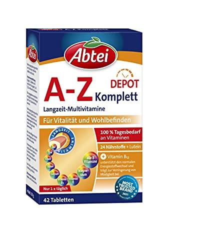 Omega Pharma Deutschland GmbH -  Abtei A-Z Complete