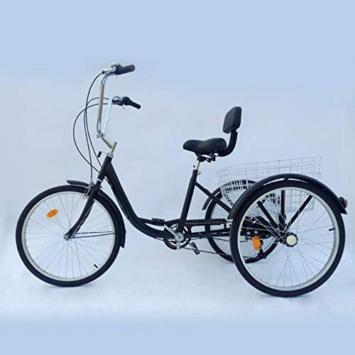 6-speed 24 inch adult bicycle, wheels for adults, tricycle, bicycle,...