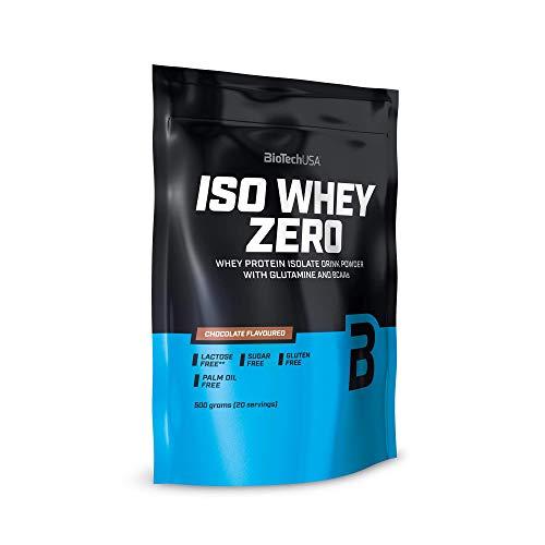 Biotech USA Iso Whey Zero Schokolade 500g (D)