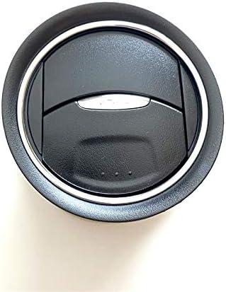 Color Name : 1pcs Voiture Air Prise de Sortie Grille Couvercle 1pcs Air Vent Compatible avec Ford Mondeo Fiesta Galaxy S-Max Voiture Climatisation Outlet 6M21U018B09-ADW Remplacement