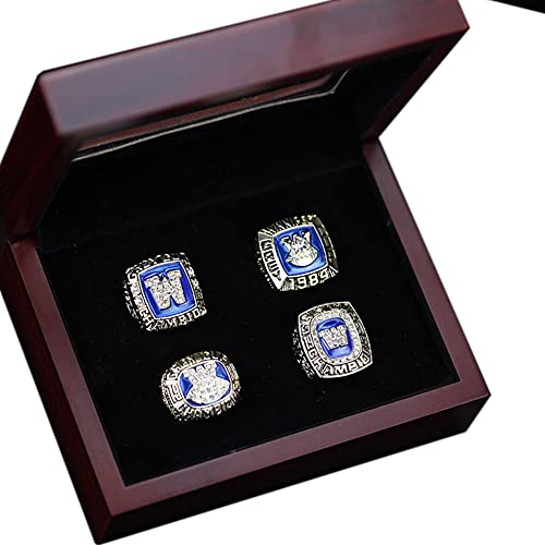 CFL Winnipeg Blue Bomber Football Grey Cup Championship Ring Set Anillos de Campeonato campeones de Baloncesto réplicas de Aficionados colección,with Box,11#