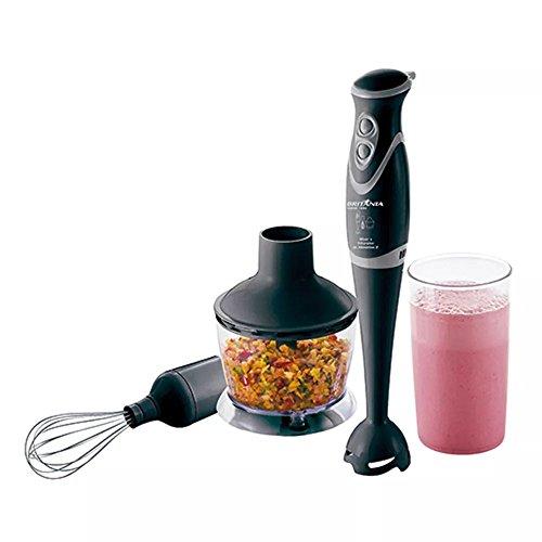 Mixer triturador alimentos, 200W, Preto, 127v, Britânia