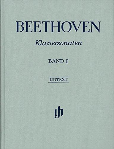 Klaviersonaten Band 1. Leinenausgabe