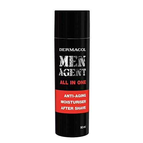 dermacol Make-Up Cover Men Agent Baume after-shave et gel-crème anti-aging hommes – 50 ML