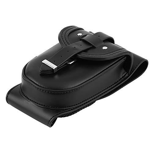 EBTOOLS Motorrad Kraftstofftank Tasche, Echtes Leder Kraftstofftank Chap Cover Panel Tasche wasserdicht Reiten Aufbewahrungstasche