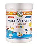PureFoods Multi Vitamin Sugar Free Gummies for Kids, 60 Gummies