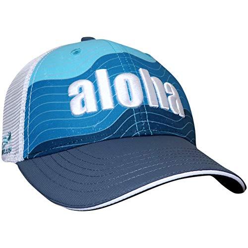 Headsweats Trucker Hat Aloha Copricapo, Taglia Unica Unisex-Adulto
