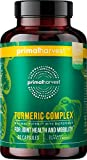 Primal Harvest - Turmeric Complex - Powerful Anti-Inflammatory Supplement - 60 Capsules - Combat Oxidative Damage, Reduce Inflammation, Support Healthy Joints
