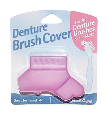 Denture Brush Cover Fits