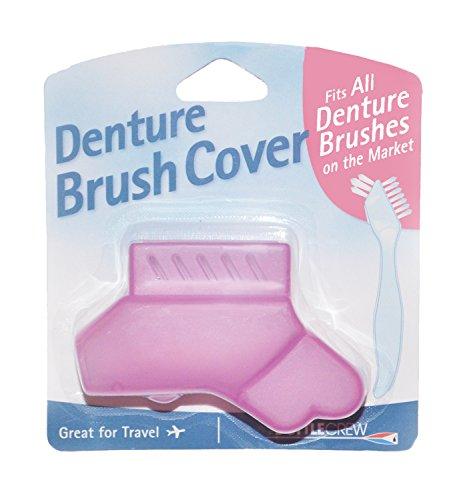 Denture Brush Cover - Fits All Denture Brushes