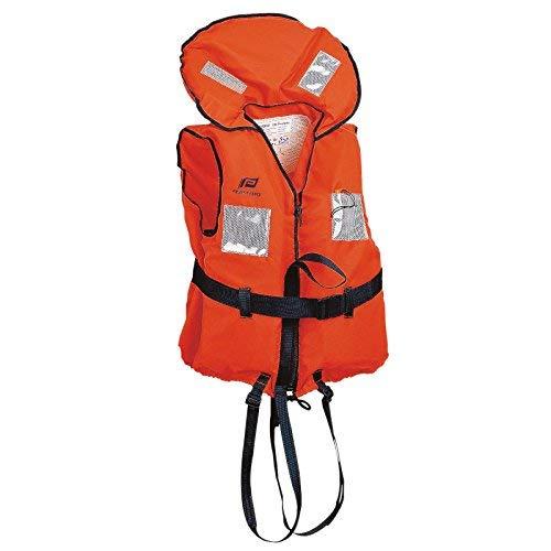 Plastimo Rettungsweste-Typhoon 100N, Farbe Orange, Größe 10-20kg