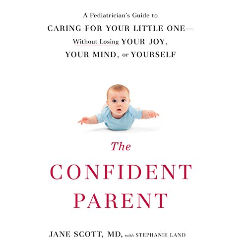 The Confident Parent audiobook cover art