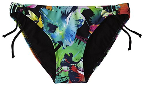 etirel Damen Moya Tropical Bikinihose, Mehrfarbig, 40