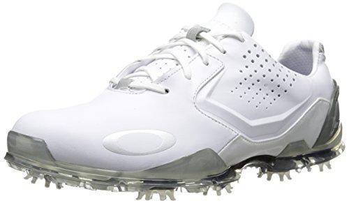 Oakley Herren Carbon Pro 2 Golfschuh, Elfenbeinfarben/Weiß - Größe: 39 EU