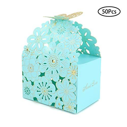 Mint Favor Box - 1
