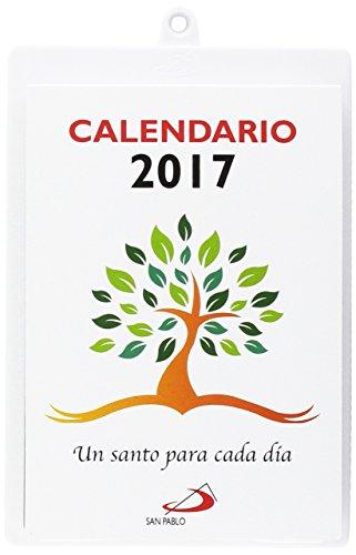 Calendario Un santo para cada día 2017 - Tamaño y letra...