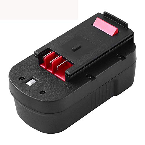 Upgraded to 3.6Ah Ni-Mh HPB18 Replacement for Black and Decker 18V Battery 244760-00 A1718 FS18FL FSB18 Firestorm Cordless Power Tools